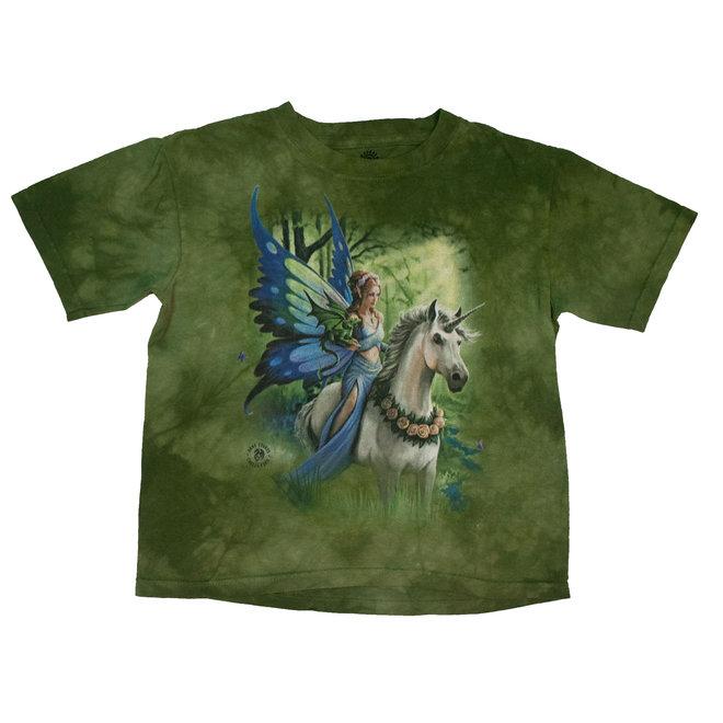 Crea Natura T-Shirt eenhoorn Child