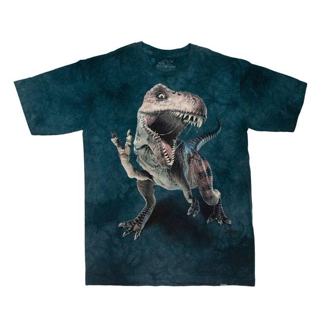 Crea Natura T-Shirt Peace Rex Face Child