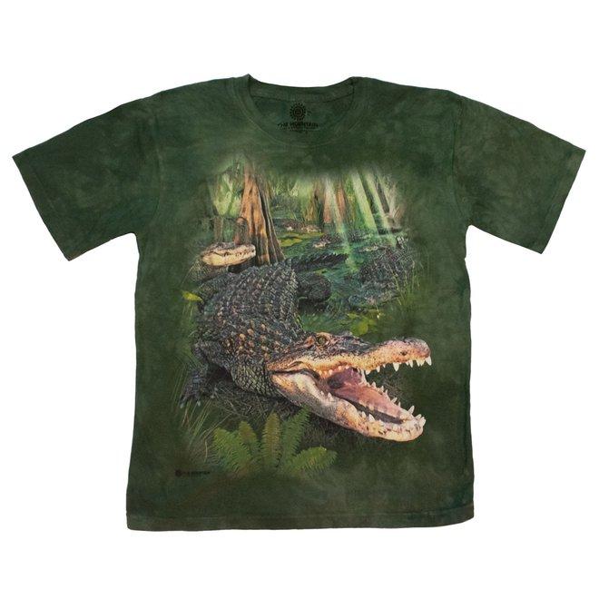Crea Natura T-Shirt Krokodil Child