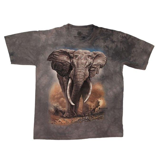 Crea Natura T-Shirt Olifant Child