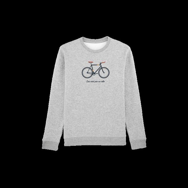 Joh Clothing  - Ceci n'est pas un vélo - trui