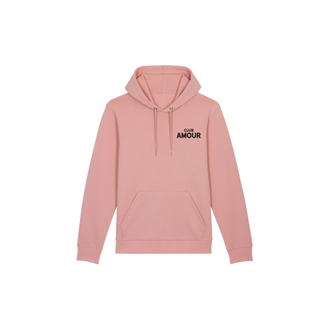 JOH CLOTHING  - club amour - hoodie