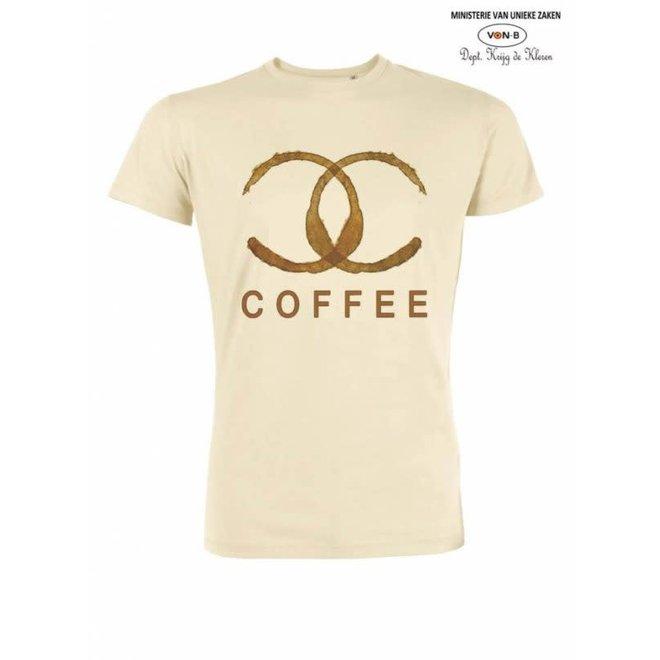 MVUZ-T-shirt man - Coffee