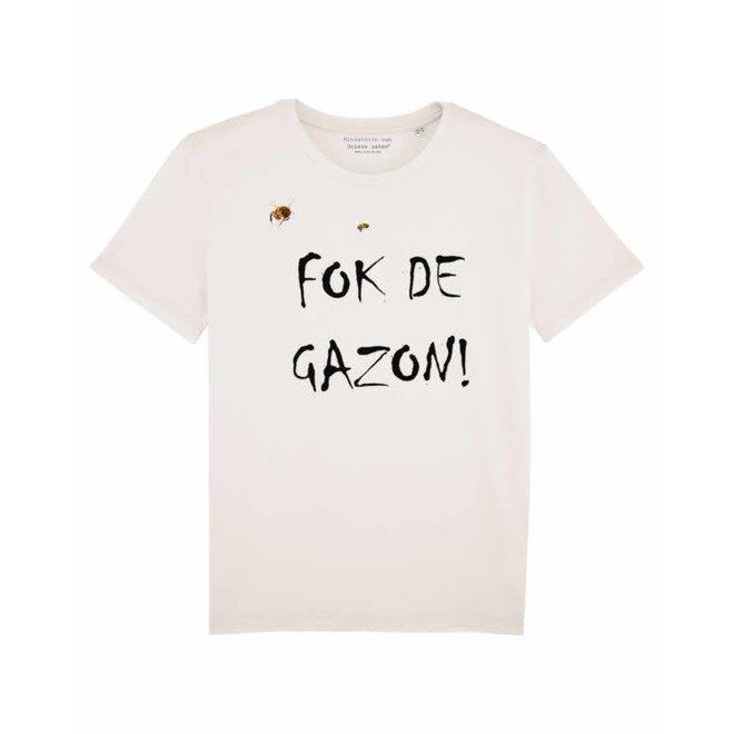 T-shirt man - Fok de Gazon - t-shirt man