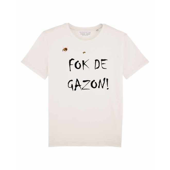 MVUZ-T-shirt man - Fok de Gazon - t-shirt man