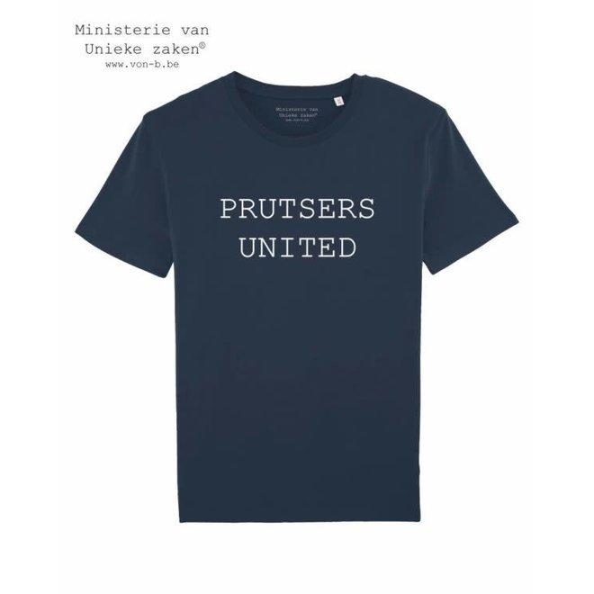 MVUZ-T-shirt man - Prutsers United