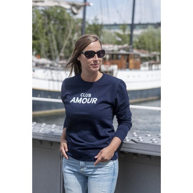 JOH CLOTHING - club amour - sweater