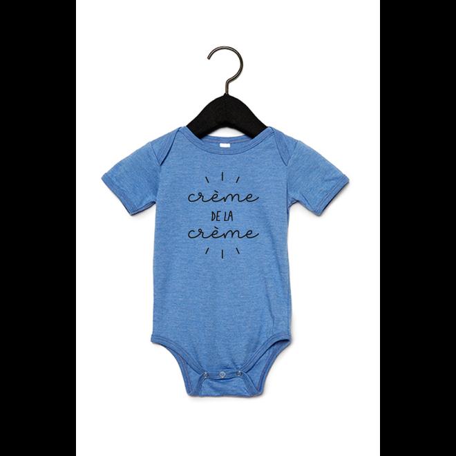 Joh Clothing - Creme baby (Black) - Baby's Body