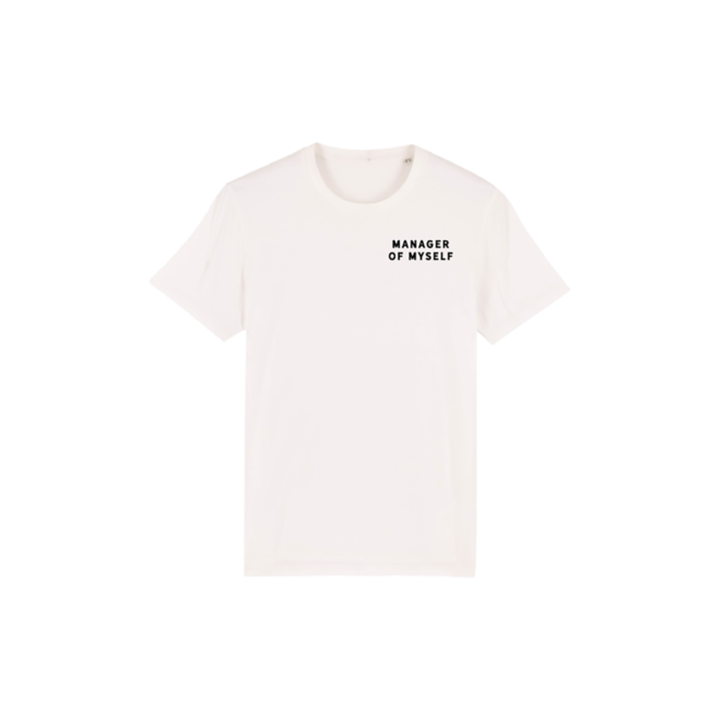 manager of myself - t-shirt