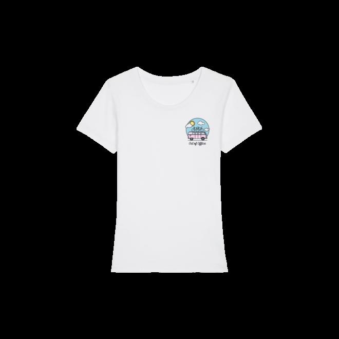 Joh Clothing - Out of office borstlogo (Full Color) - Women T Shirt