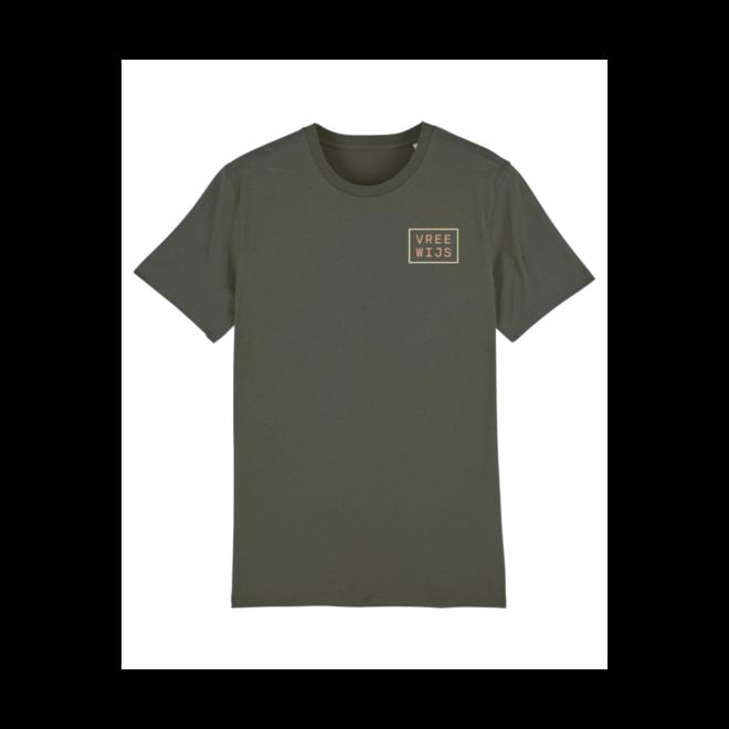 vree wijs - unisex T-Shirt
