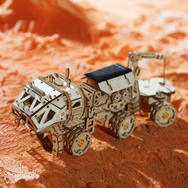 Navitas Rover - met zonnecel