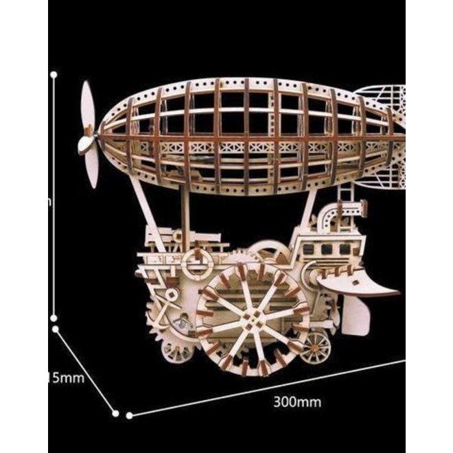 Air Vehicle - zeppelin