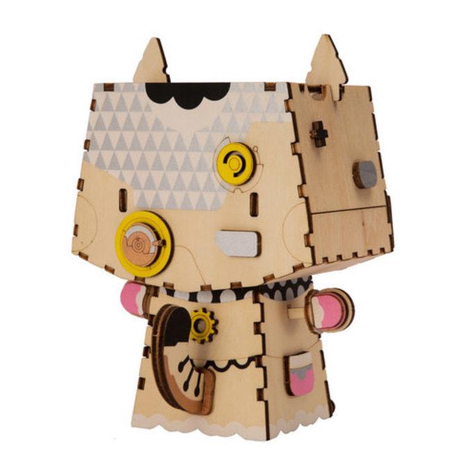 Bloempot Kitty