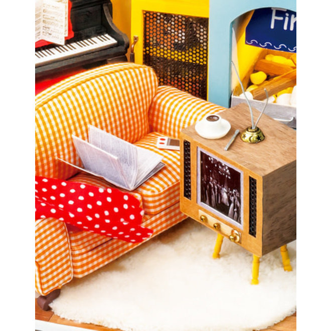 Joy's Peninsilla Living Room