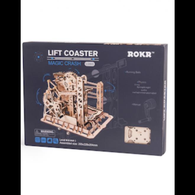 Knikkerbaan - Cog Coaster