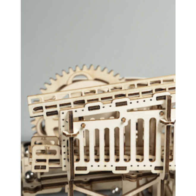 Knikkerbaan - Lift Coaster