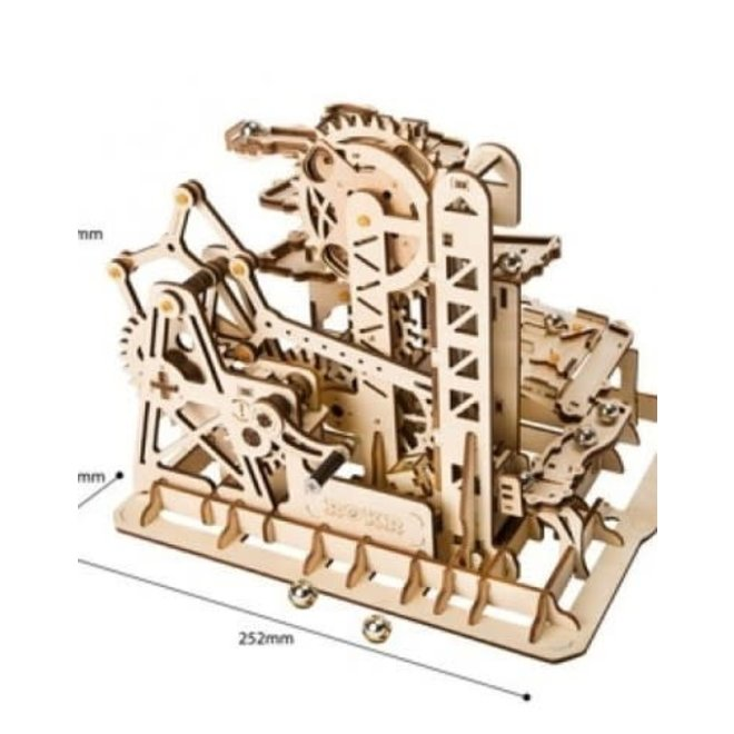 Knikkerbaan - Marble Run Tower Coaster