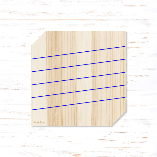 Memory board vierkant