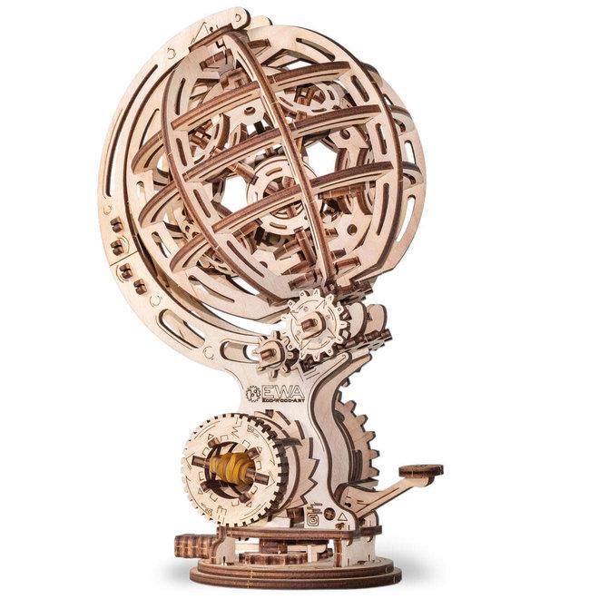 Kinetic Globe