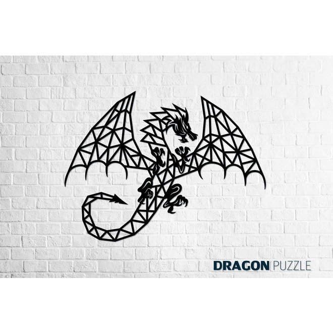 Wall Puzzle Dragon