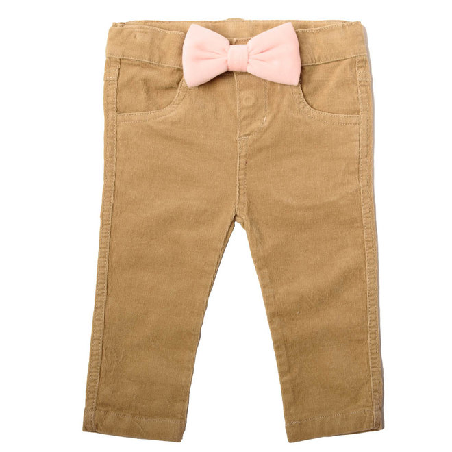 jeany beige bow pink