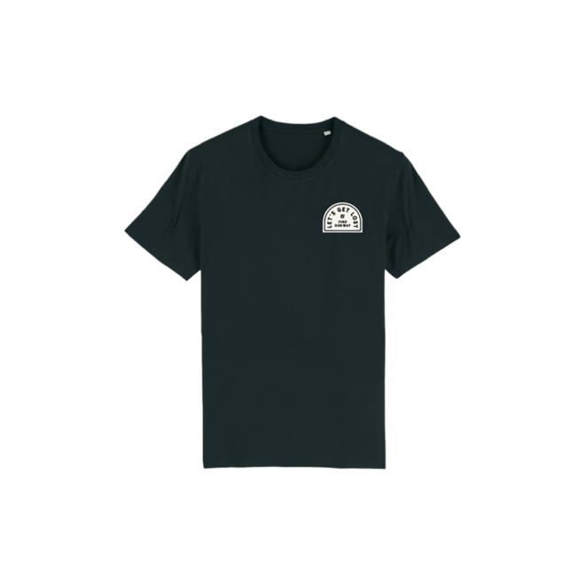 let's get lost - t-shirt