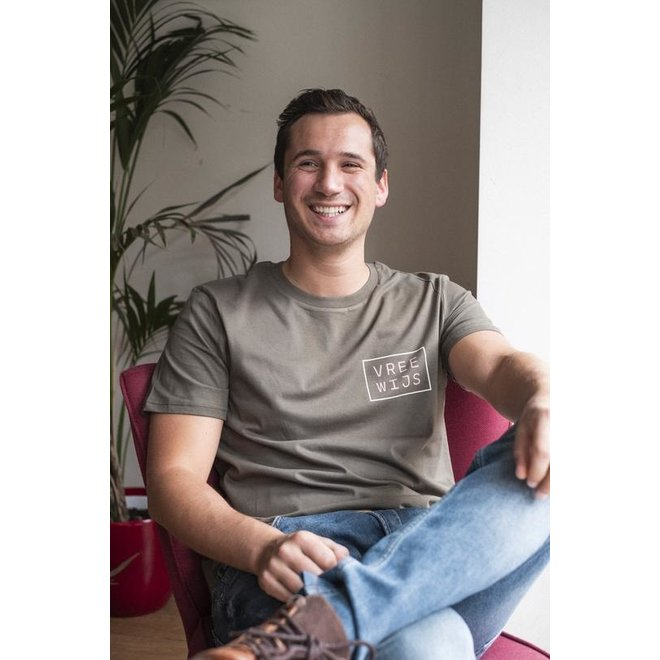 Joh Clothing - Vree wijs - Unisex T Shirt
