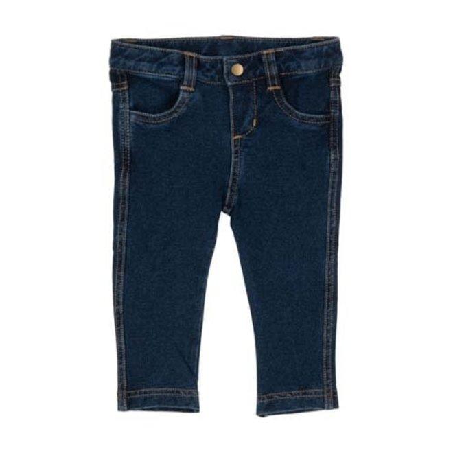 jeans 5pocket dark blue
