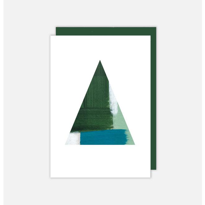 JOLLY GREEN 03 - Christmas card