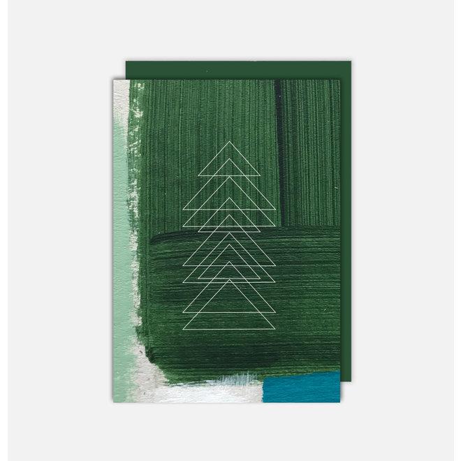 JOLLY GREEN 04 - Christmas card