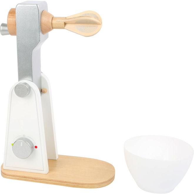 houten speelgoed: Mixer