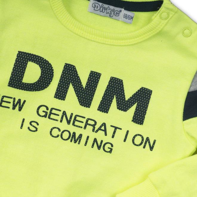 Dirkje: sweater New generation
