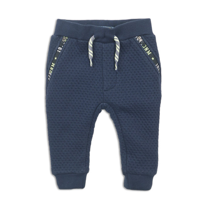 Dirkje: blauwe broek