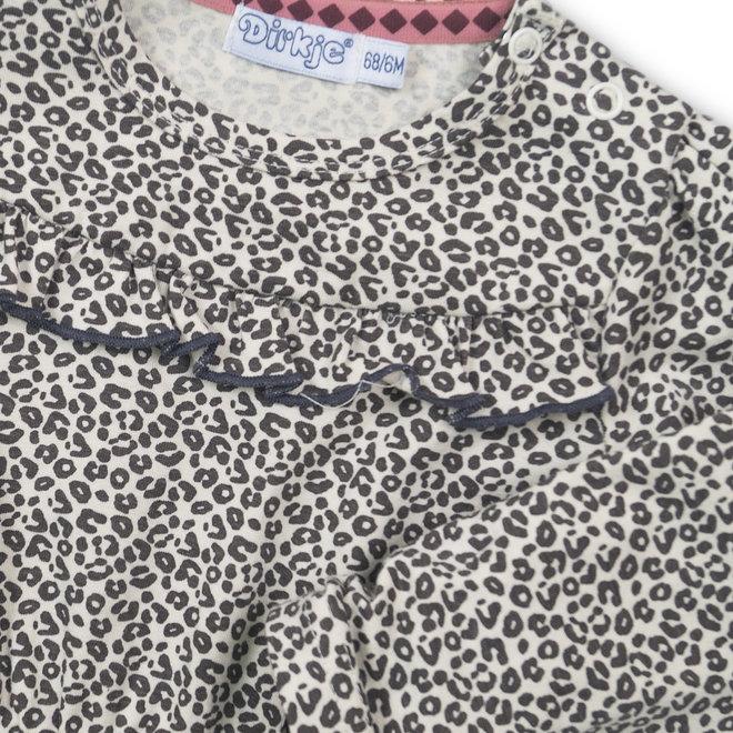 Leopard kleedje Dirkje
