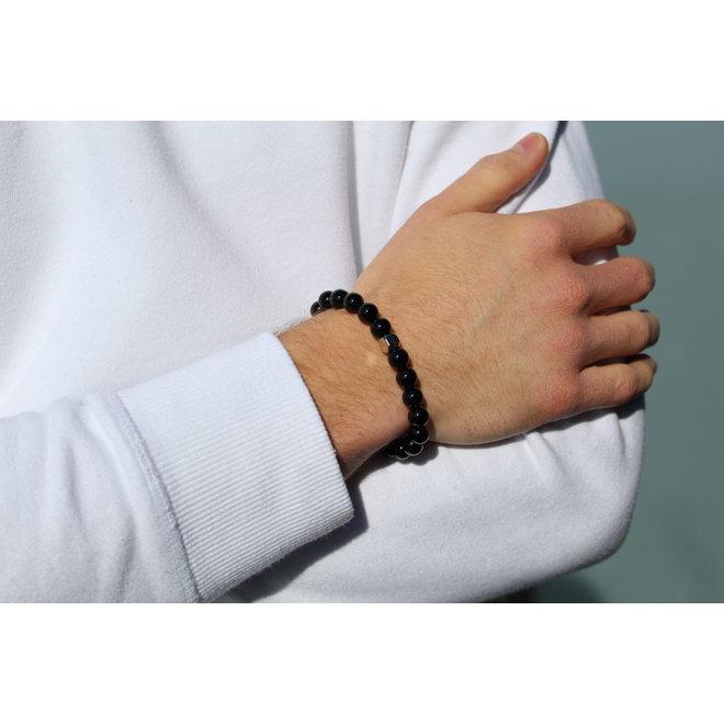 Onyx Armband 8mm