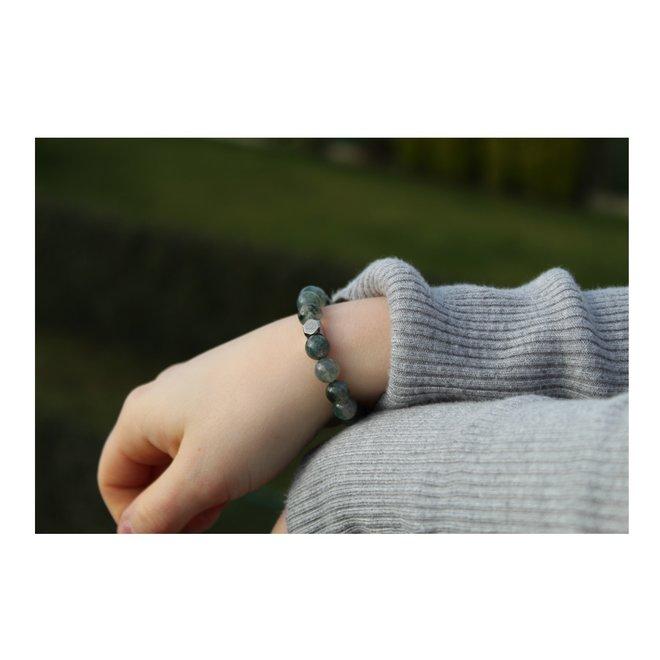 Mosagaat Armband 8mm