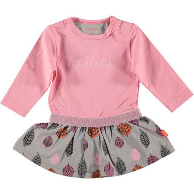 Bess: dress besties pink