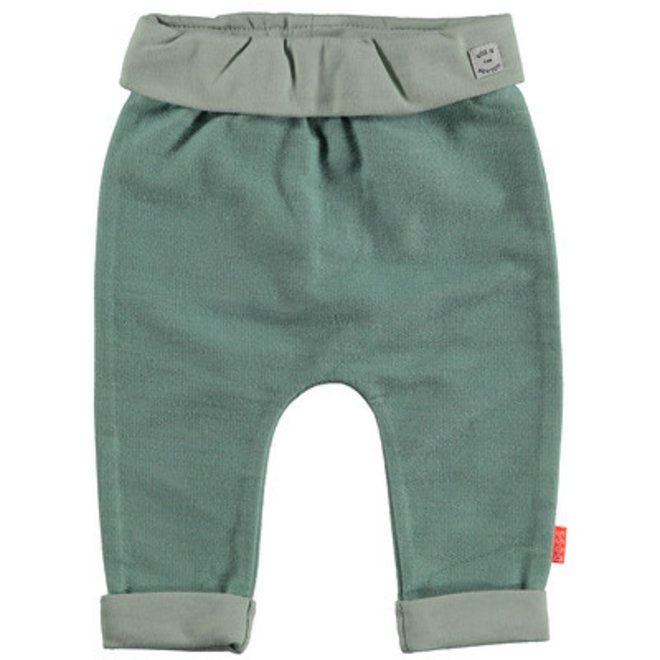 Bess: pants uni green