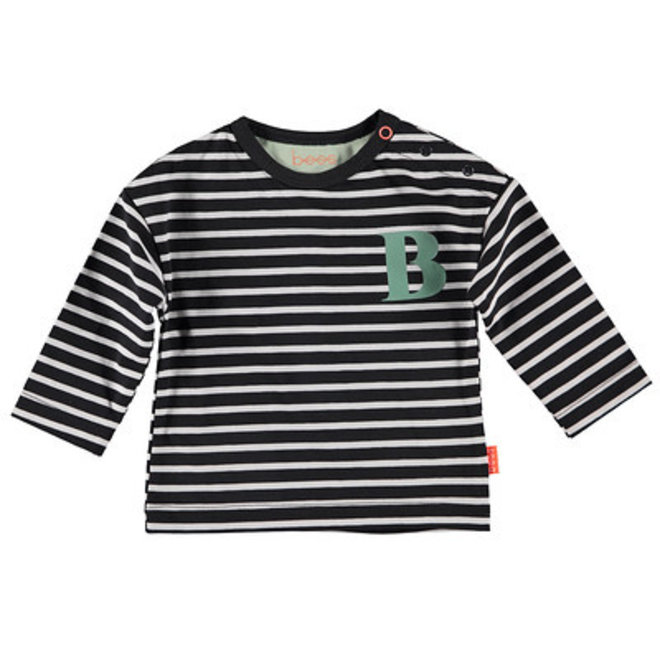 Bess: Ls striped B anthracite