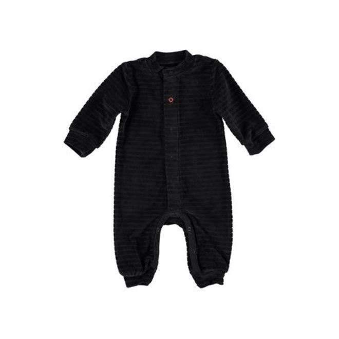 Bess: suit velvet striped