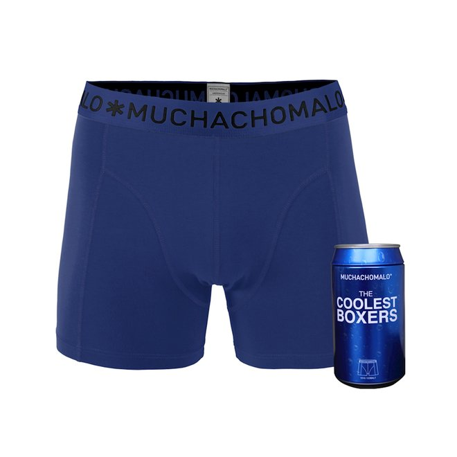 Men 1-pack short cobalt