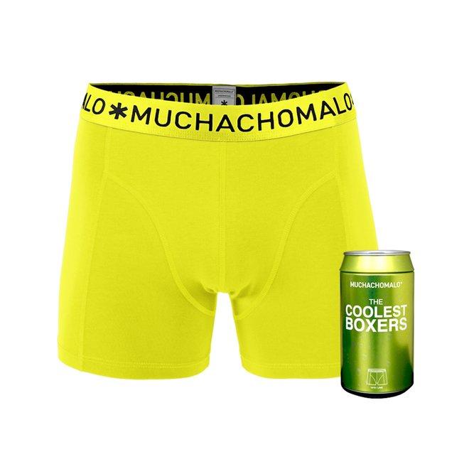 Men 1-pack short lime