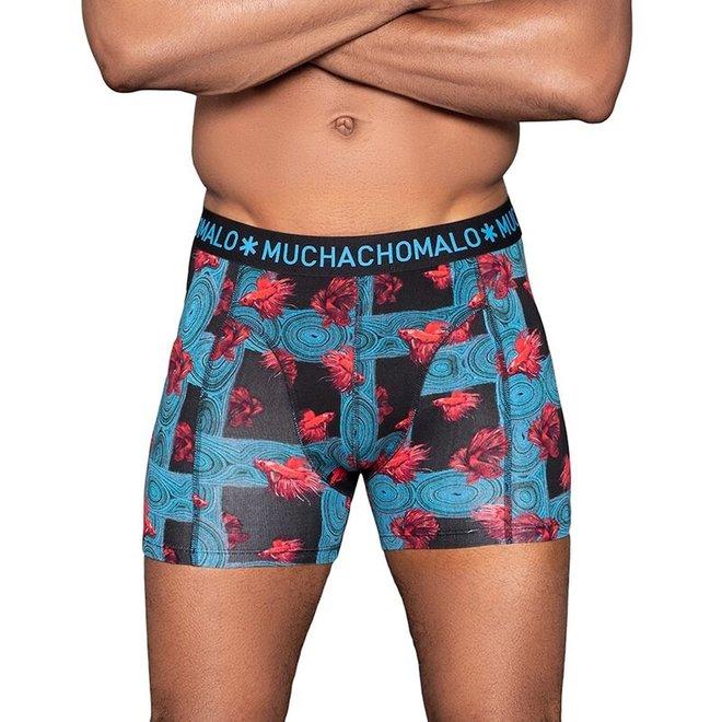 man 3-pack shorts agains the stream