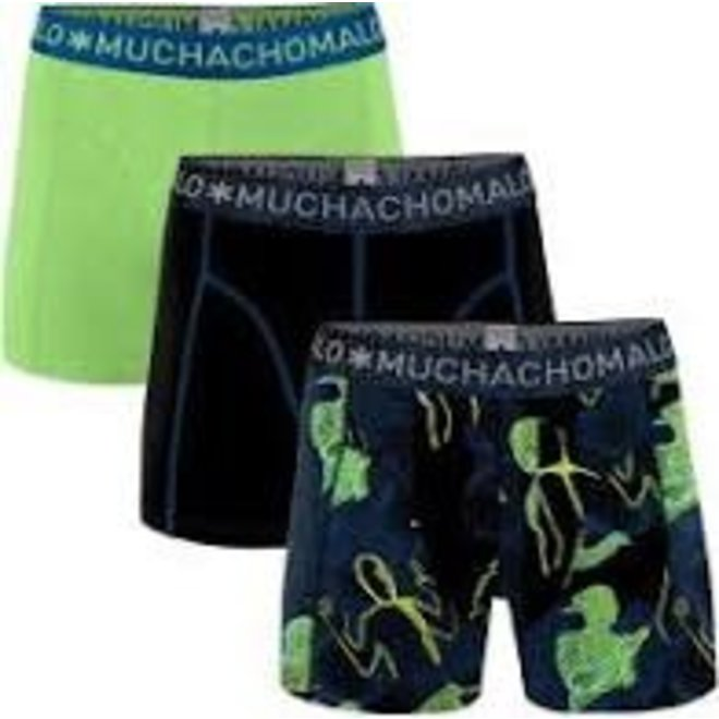 Boys 3-pack shorts Off the grid