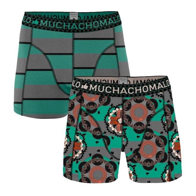 Boys 2-pack shorts Like based life