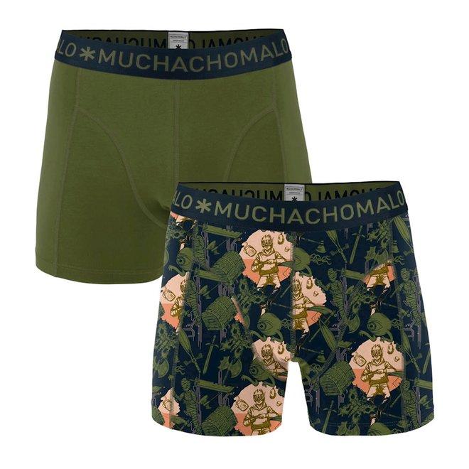 Boys 2-pack shorts Virtu