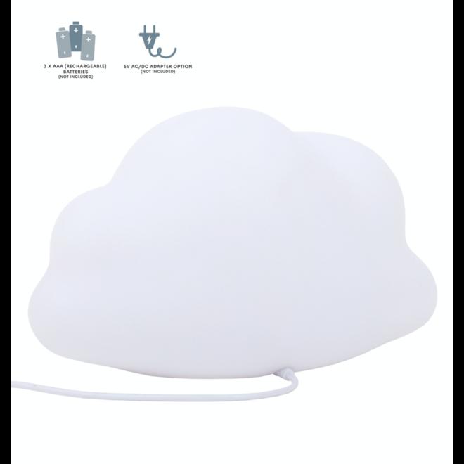 LLC: nachtlamp wolk