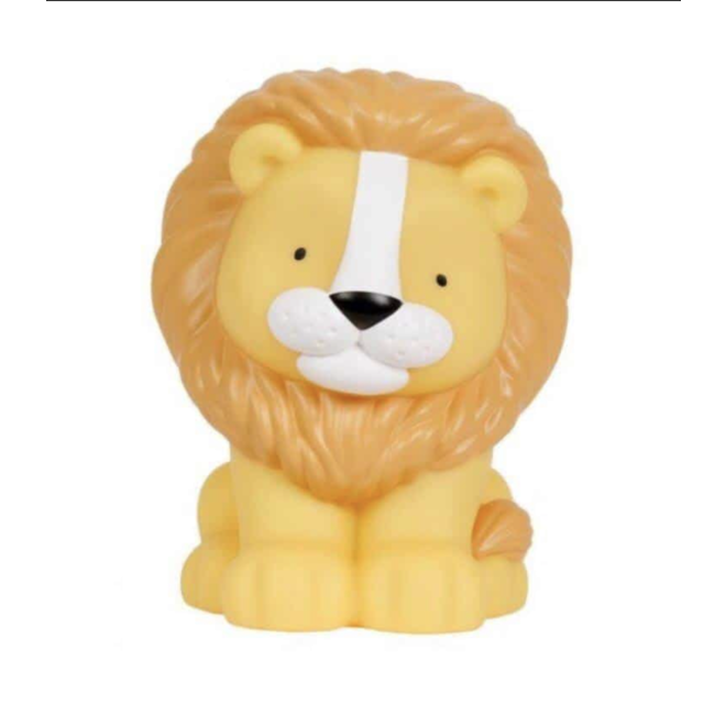 LLC: nachtlamp leeuw