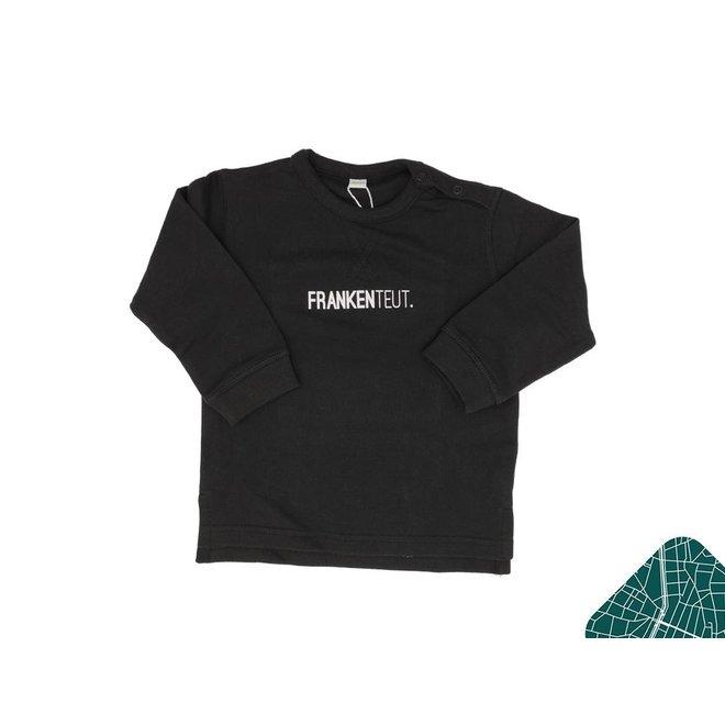 Frankenteut.  trui zwart